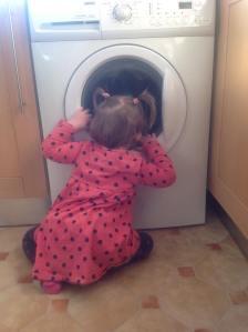 Hazel washing machine