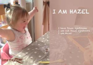 Lose the Label Campaign Hazel
