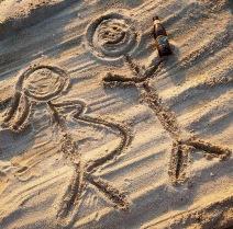 Sand couple