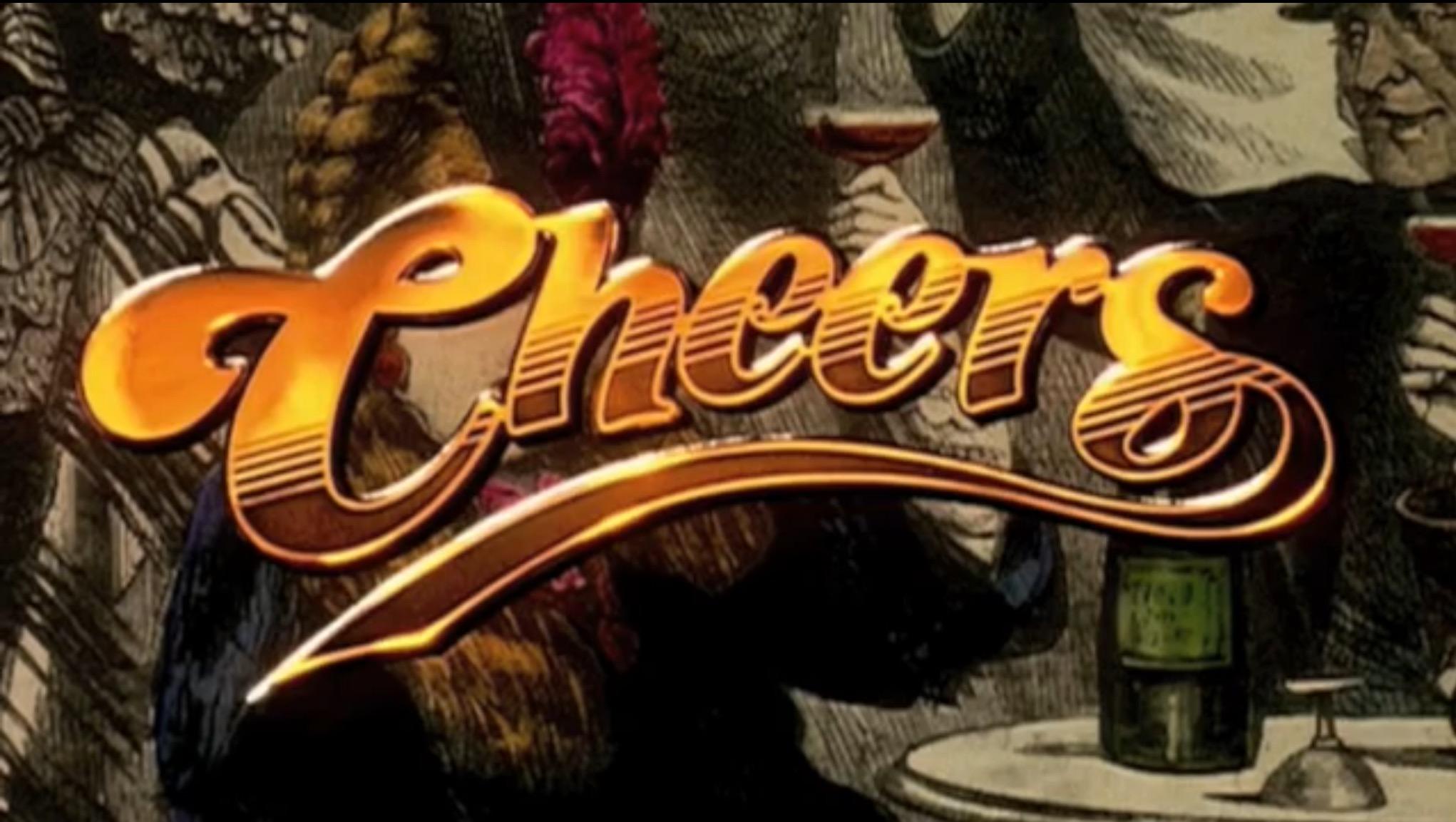 Cheers TV titles Screen shot